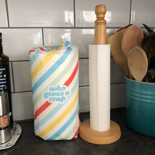 Plastic-free Kitchen Roll by Who Gives a Crap