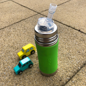 Plastic-Free Baby & Kids Bottle by Pura