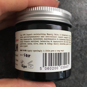 Plastic-free Beauty Balm by Living Naturally