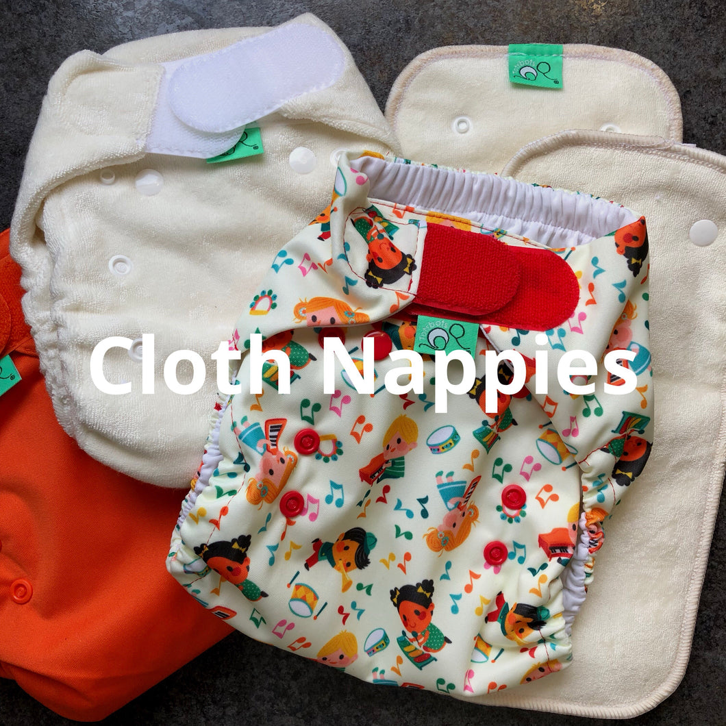 Reusable Cloth Nappies Tips