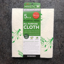 Load image into Gallery viewer, Plastic-free Cleaning Cloth by Maistic