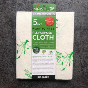 Plastic-free Cleaning Cloth by Maistic