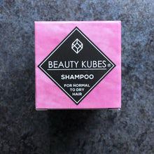 Load image into Gallery viewer, Plastic-free Shampoo Cubes by Beauty Kubes