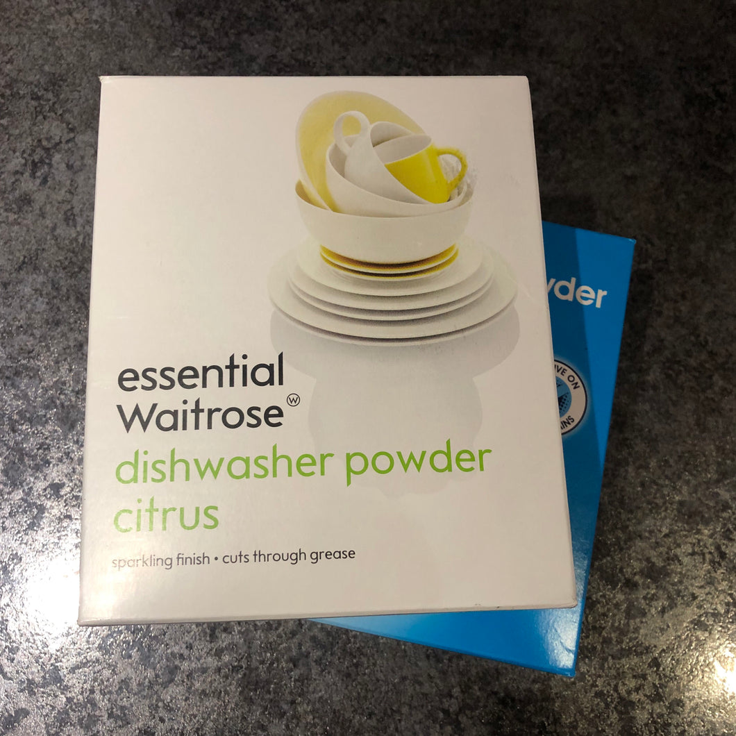 Supermarket Dishwasher Powder