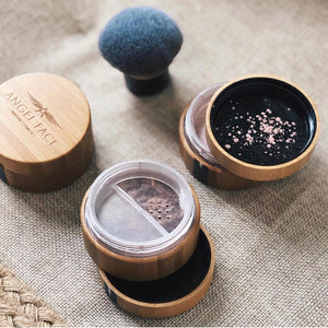 Plastic-free Angel Face Mineral Cosmetics