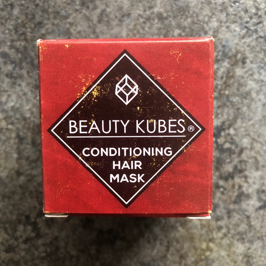 Plastic-free Conditioner Cubes by Beauty Kubes