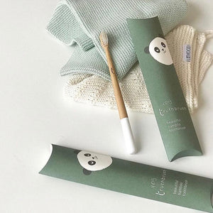 Bamboo Toothbrush by Truthbrush