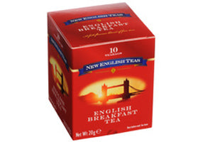 10 Teabags English Breakfast