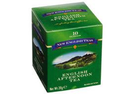 10 Teabags English Afternoon