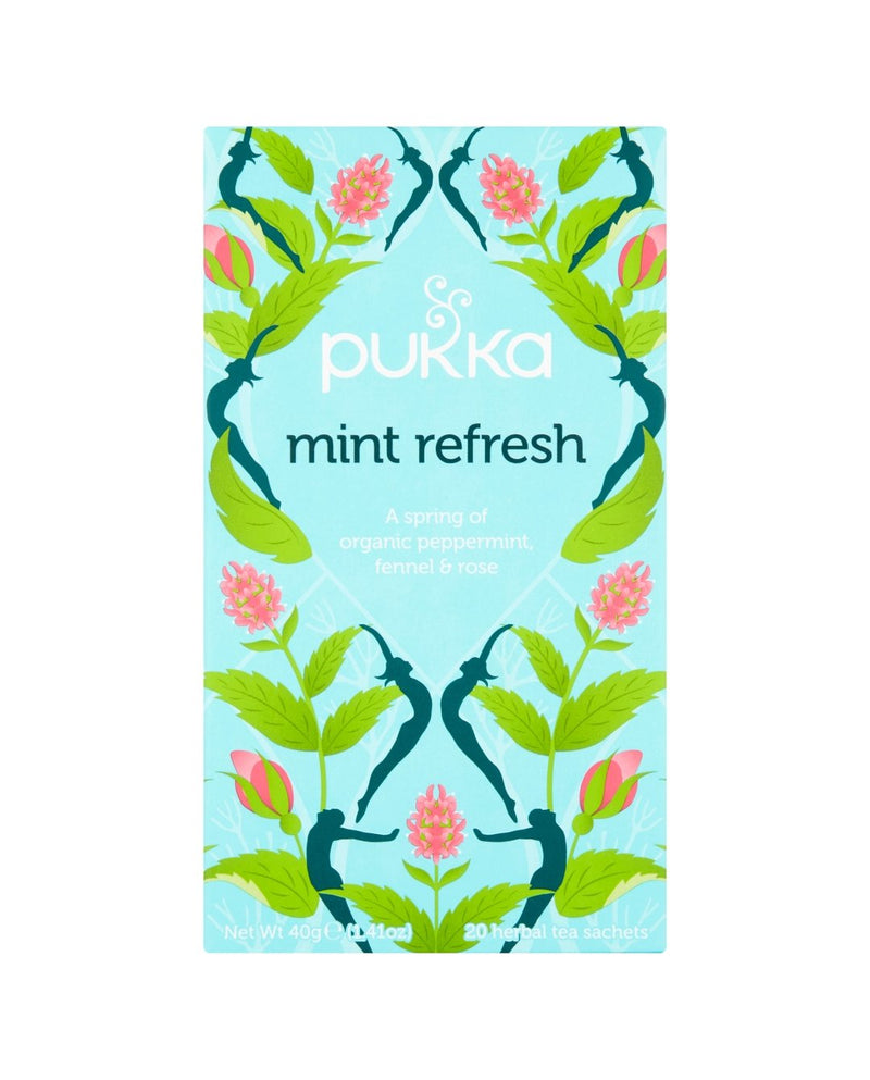 Mint Refresh