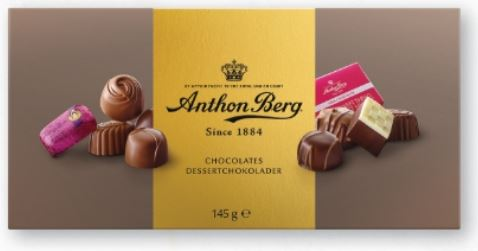 Anthon Berg Favourites Gift Box - 145g