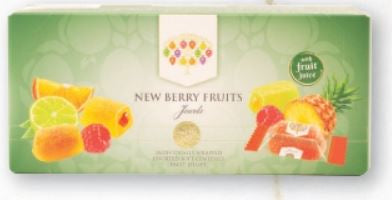 New Berry Fruits, Jewels - 300g
