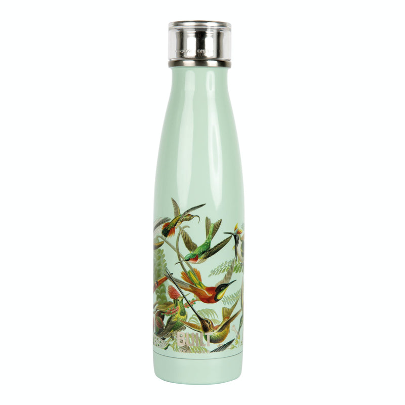 V&A Hummingbird Built 500ml Double Walled Stainless Steel Water Bottle