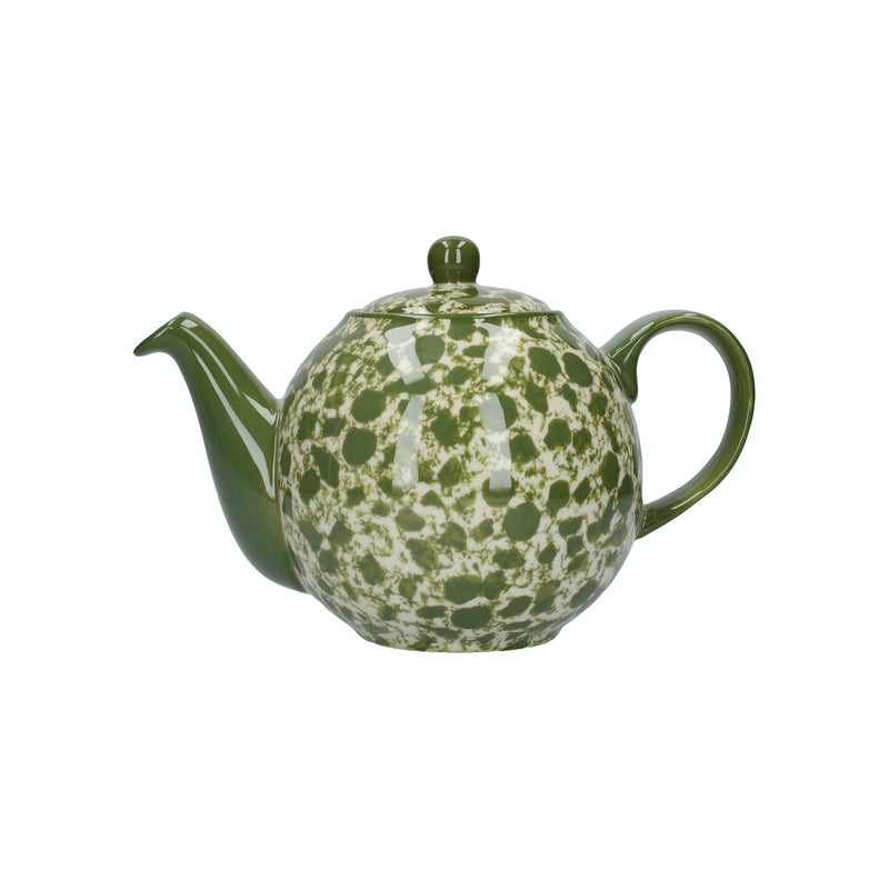 London Pottery Globe Teapot Splash Green