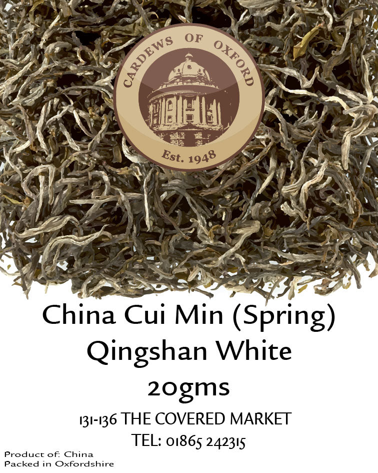 China Cui Min (Spring) Qingshan White