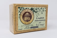 English Afternoon Teabags