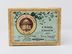 China Green Teabags