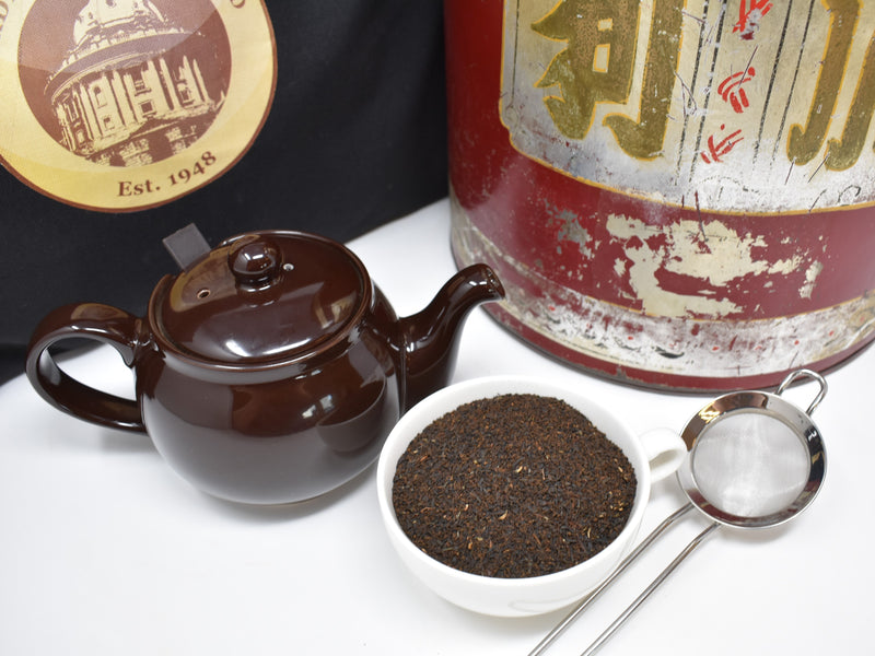 Ceylon & Assam - English Breakfast Blend