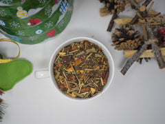Choc Orange Herb Tea