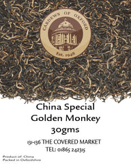 China Special Golden Monkey