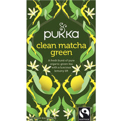 Matcha Green Clean Tea