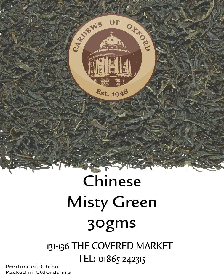 Chinese Misty Green