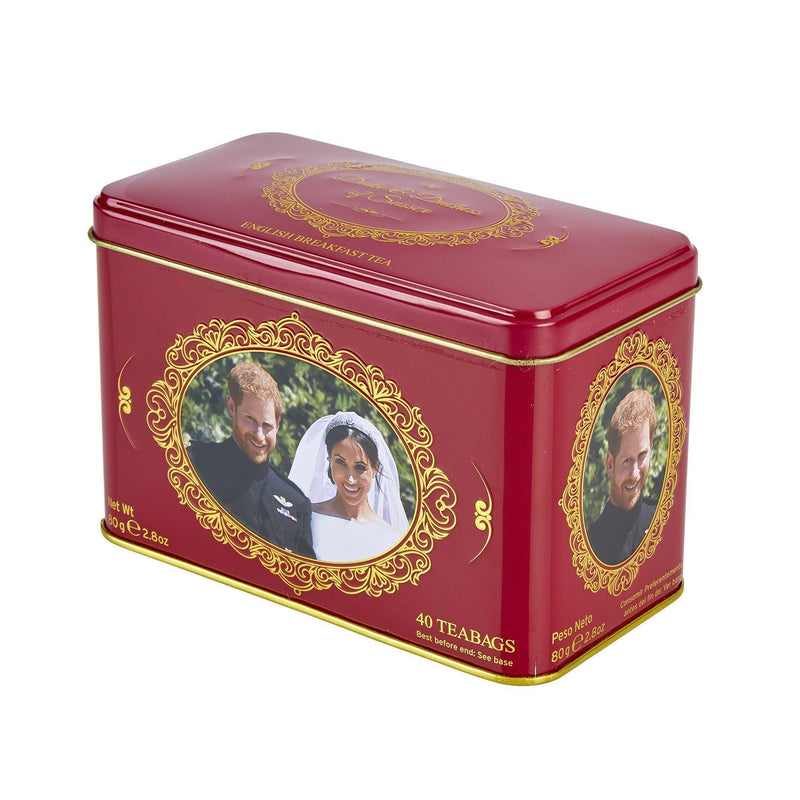 Harry and Meghan Tin, 40 English Breakfast