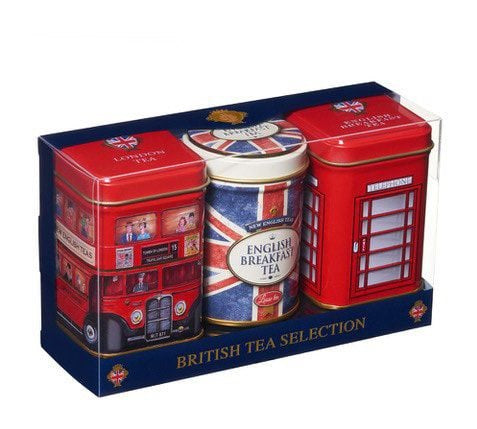 British Tea Selection