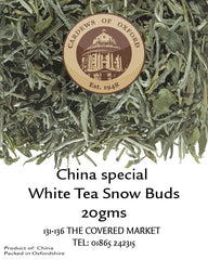 China special White Tea Snow Buds