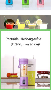 Draagbare Smoothie Blender