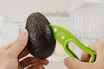 Avocado snijder 3 in 1