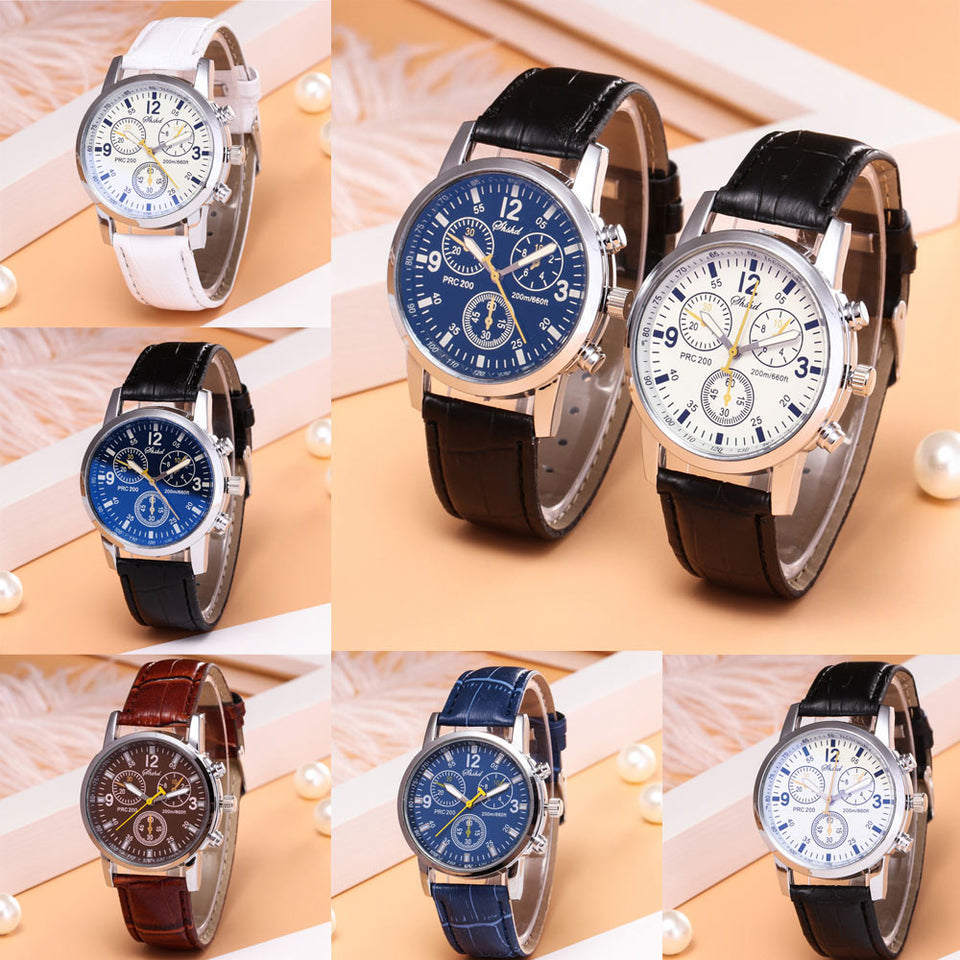 Quartz herenhorloge