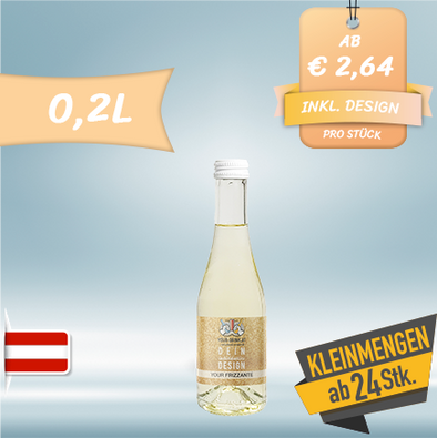 Your Drink - Hollerblüten-Zitrone | 0,2 l