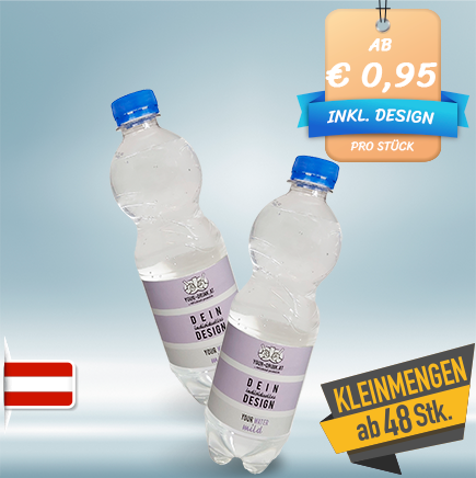Your Drink - YOUR WASSER MILD | 0,5 l