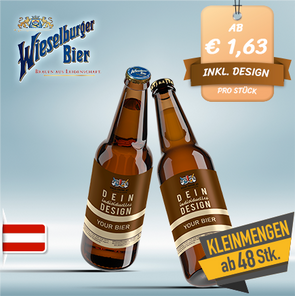 Your Drink - YOUR WIESELBURGER BIER | 0,33 l