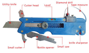 Multifunction Glass & Tile Cutter—50% OFF