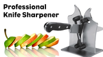 The BSET Professional Knife Sharpener -50% OFF