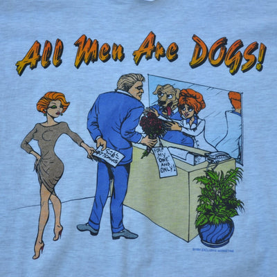 All Men Are Dogs ! | L