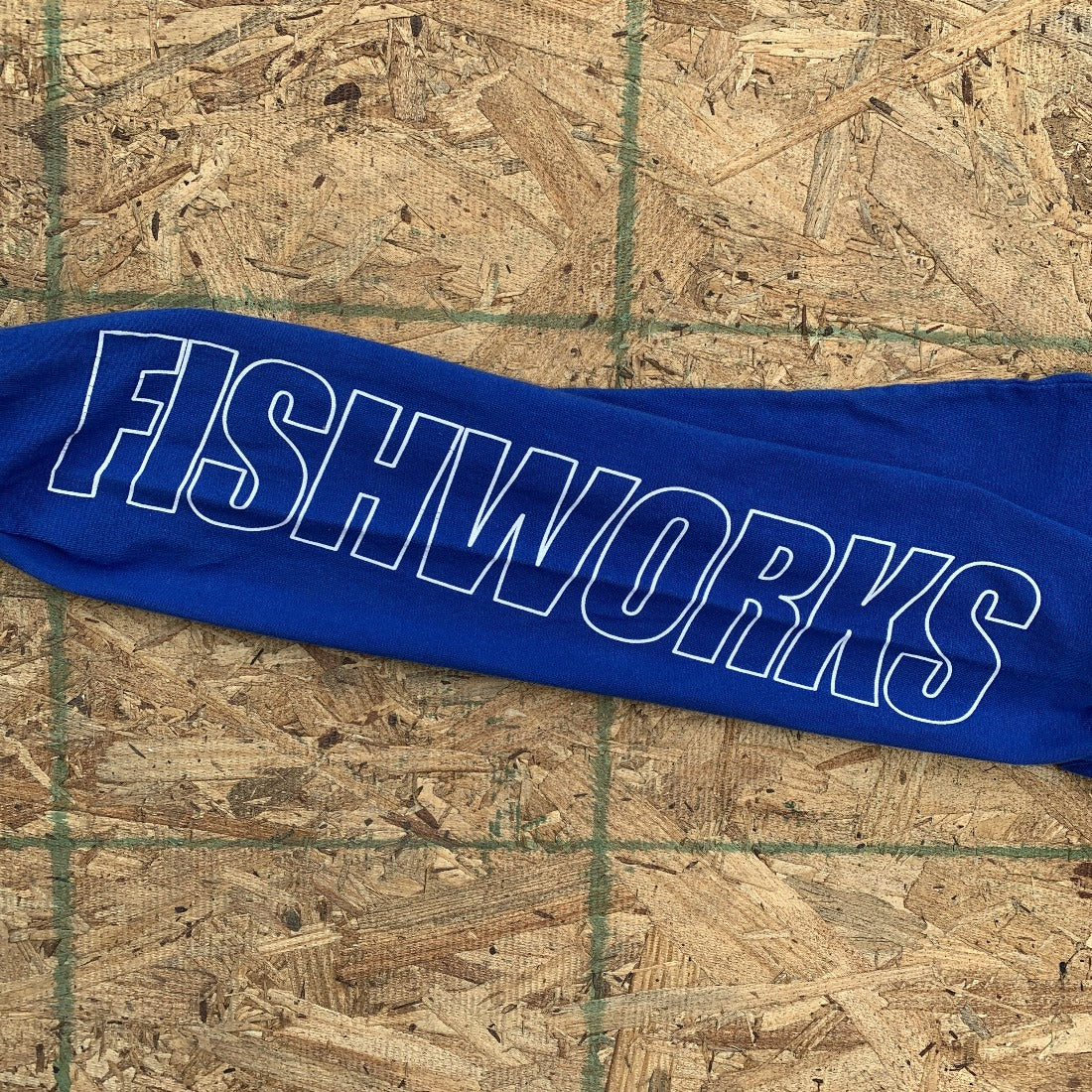 Fishworks Long Sleeve Tee | M Vintage