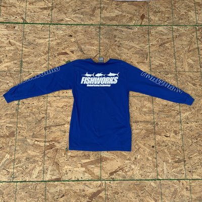 Fishworks Long Sleeve Tee | M