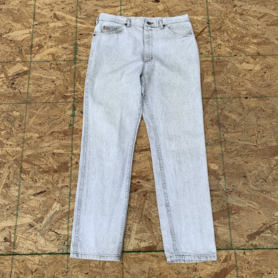 90s Lee Riders Acid Wash Denim Jeans | 34