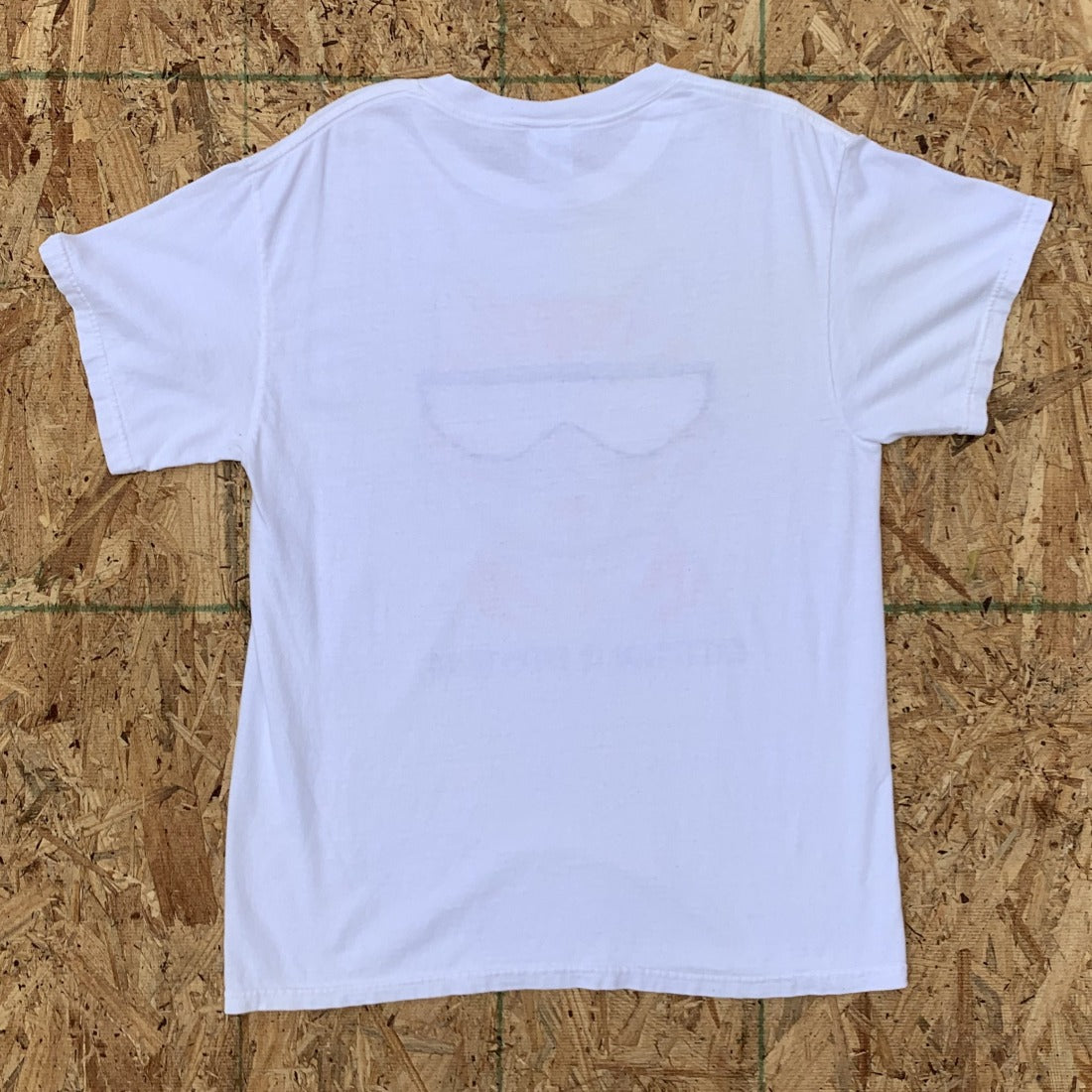 Cool Cat White Tshirt | M