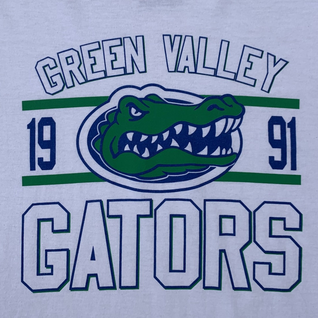 Green Valley Gators | L