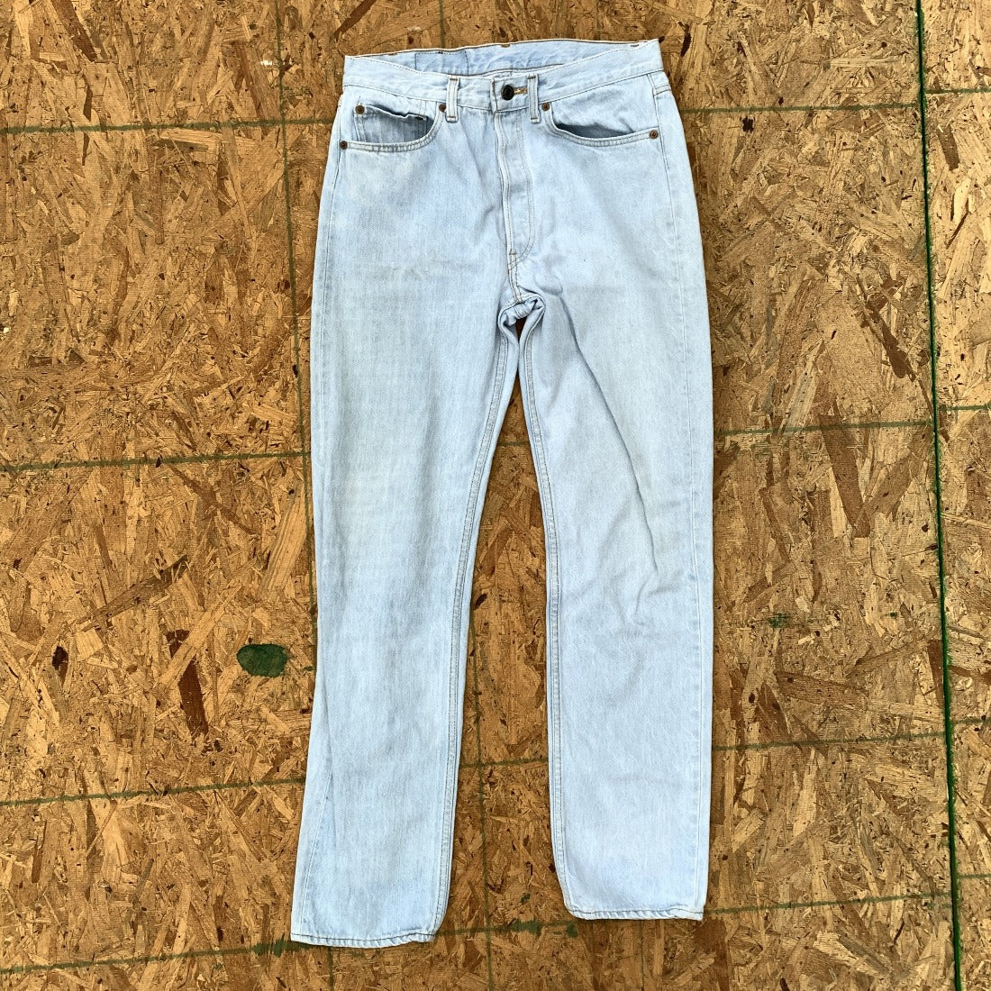 Levi's 501 Bleach Wash | 32 x 34
