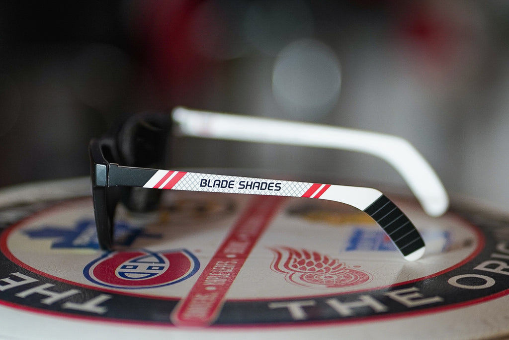 Ultimate Hockey Fan Cave Blade Shades