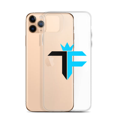Toure Fitness iPhone Case