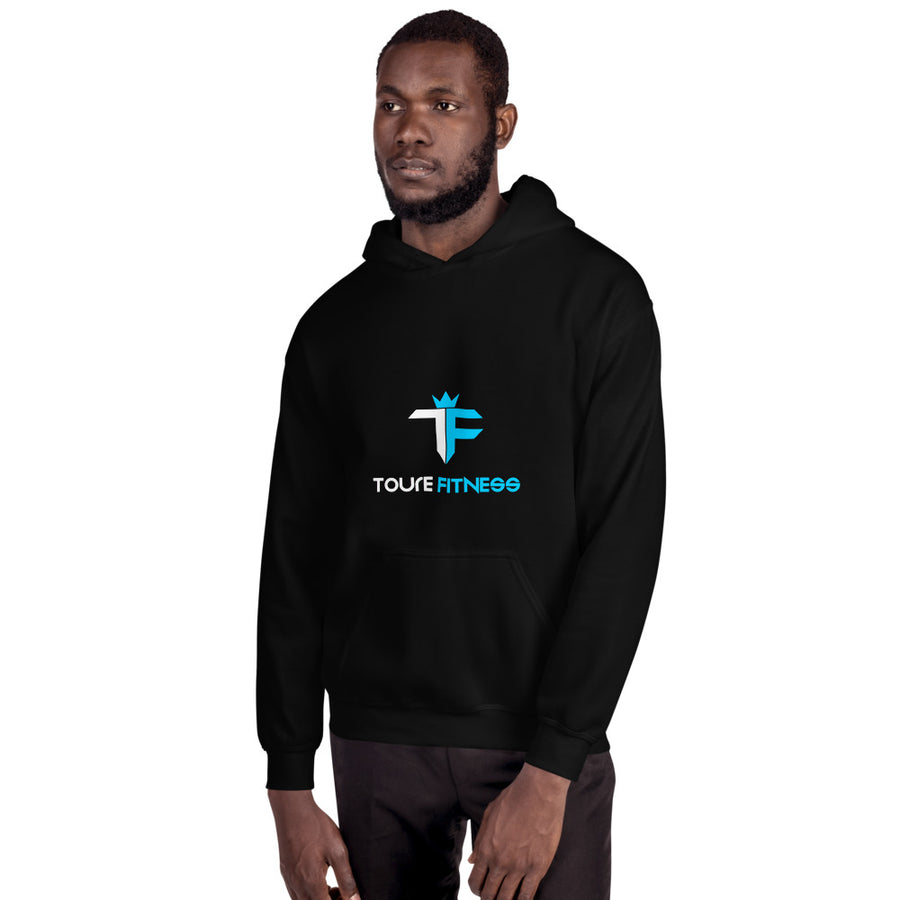 Toure Fitness Release & Unleash Hoodie