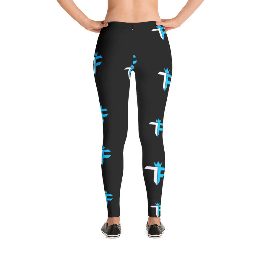 Toure Fitness black Leggings - ToureFitness