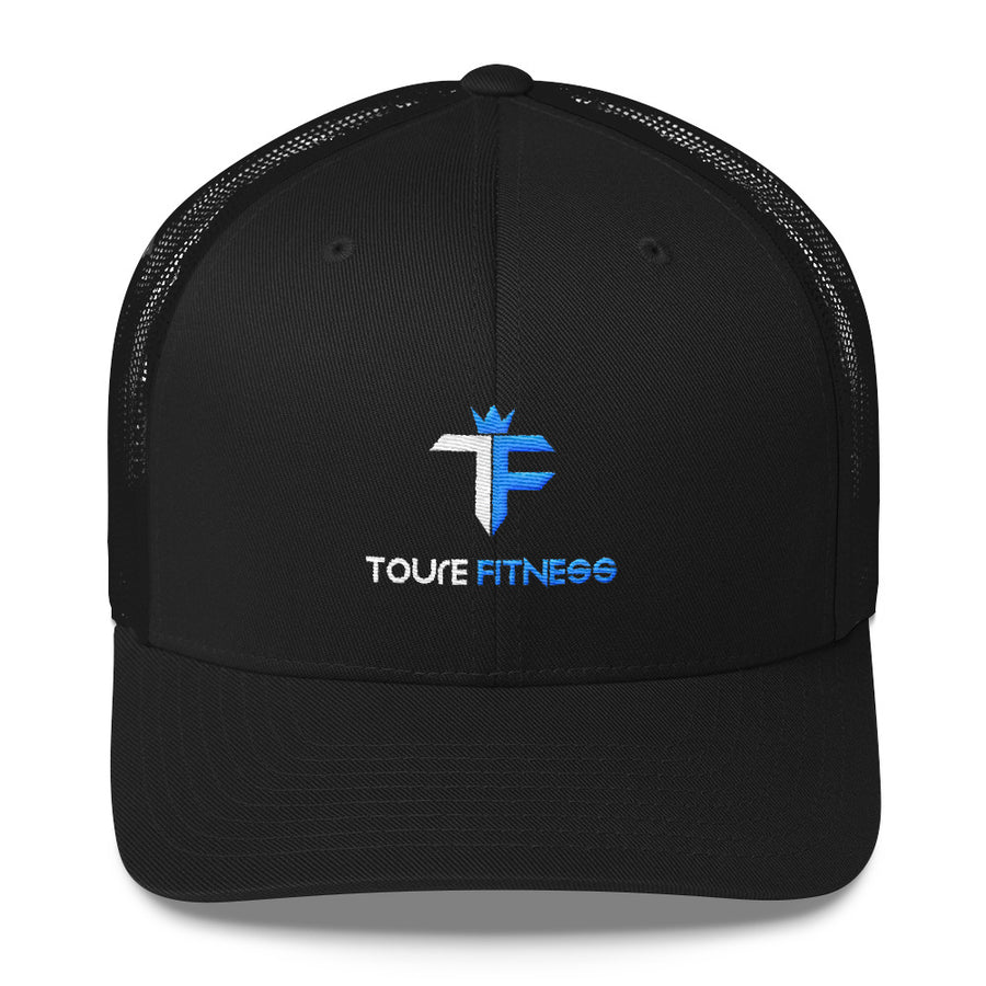 Toure Fitness Black Cap