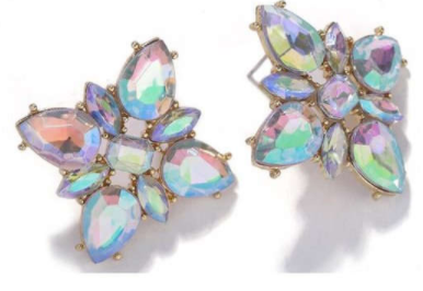 "Moonstone ""Large Stud"""